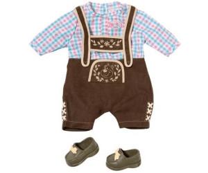 ab 3 Jahren Kleidung & Accessoires Zapf BABY born® Trachten-Outfit Junge