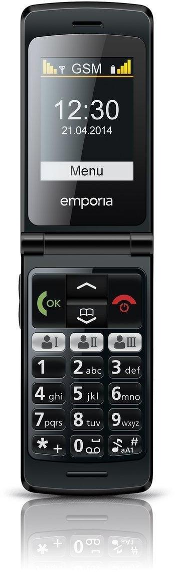 Image of Emporia FLIP basic black