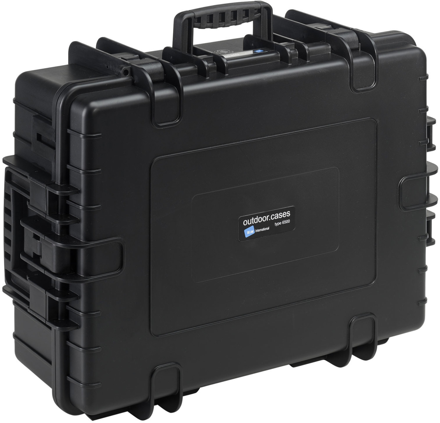 Image of B&W Outdoor Case Typ 6500 incl. SI Black
