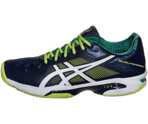 Asics Gel Solution Speed Clay Sandplatzschuh Exklusiv Herren Blau, Orange