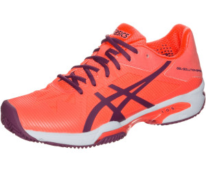 Asics Gel Solution Speed 3 Clay Women hot corallavender