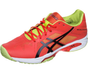 Asics Gel Solution Speed 3 orangeblacklime au meilleur
