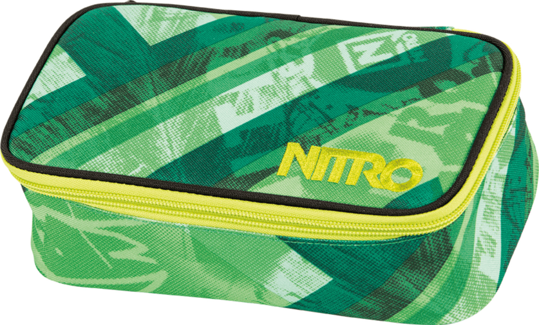 Nitro Pencil Case XL wicked green