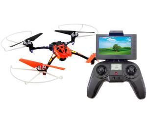 Ferngesteuerter RC Quadrocopter 4 Kanal RTF Drohne XciteRC Rocket 260 3D FPV