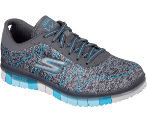 Skechers Go Flex Walk Ability Women charcoalturquoise ab 43