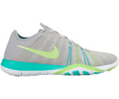 38a1fc9a79e50 Nike Free TR 6 Wmn wolf grey hyper turquoise pure platinum ghost green