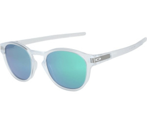 f6dd4efc05 Buy Oakley Latch OO9265-13 (matte clear jade irridium) from £106.52 ...