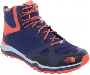 The North Face Ultra Fastpack 2 Mid GTX Shoes Women patriot blue/radiant orange 42 2016 Trekking- & Wanderschuhe nw8KSBG