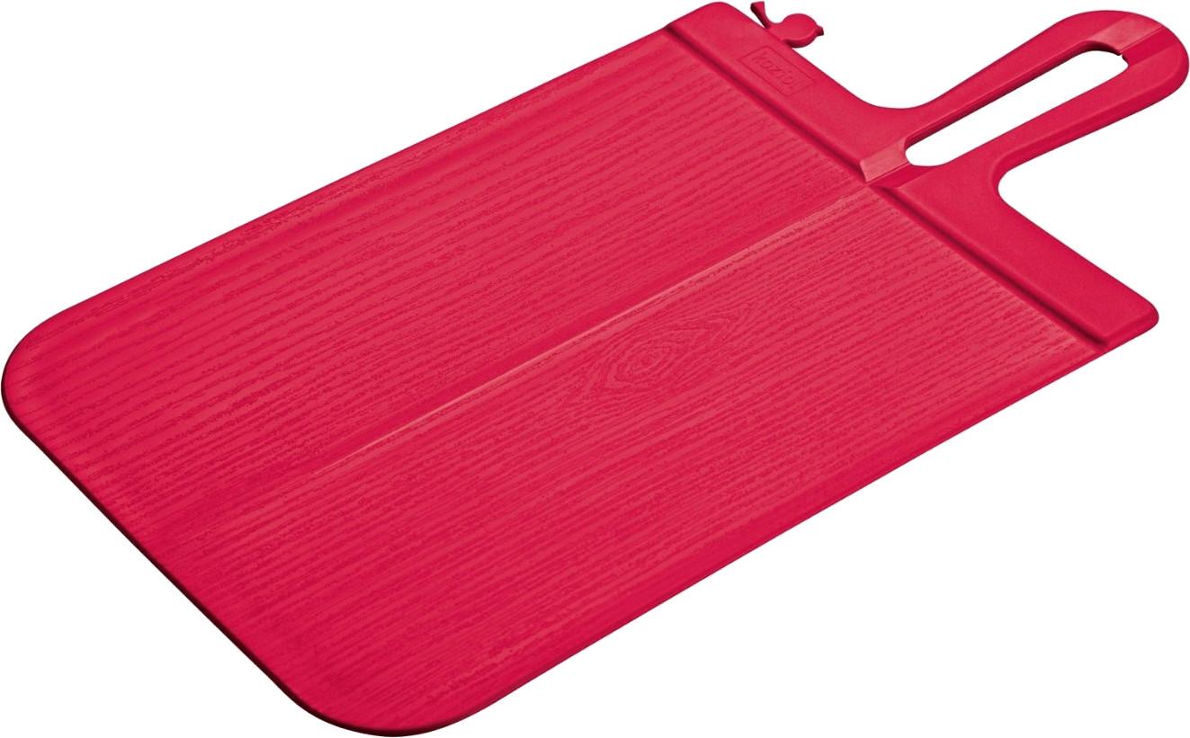 Koziol Snap tabla de cortar S roja