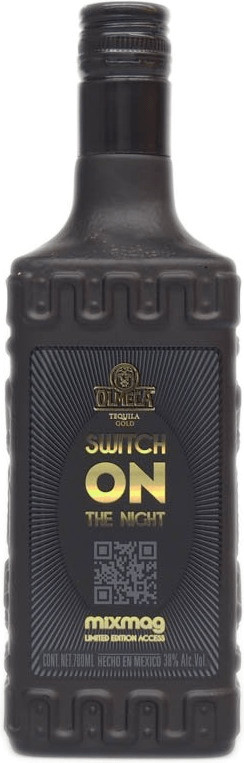 Olmeca Gold Switch On The Night Limited Edition...