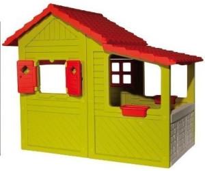 smoby ma maison floralie au meilleur prix sur. Black Bedroom Furniture Sets. Home Design Ideas