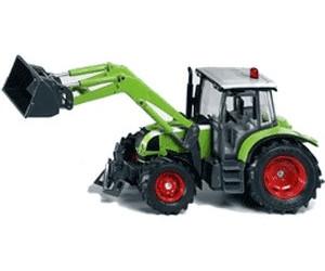Siku claas traktor mit frontlader ab