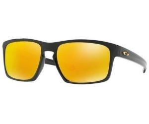 Oakley Sonnenbrille Sliver Valentino Rossi Signature Series Polished Black/Fire Iridium Brillenfassung - Lifestylebrillen jFpto4ih0X,