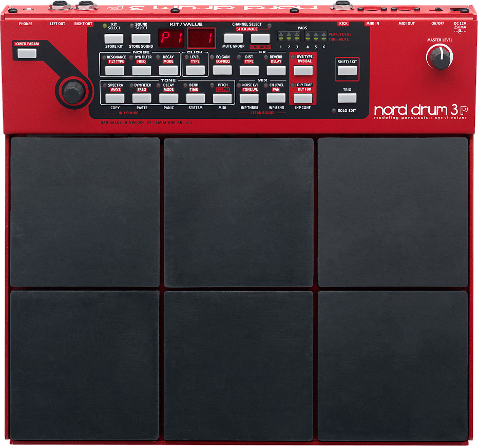 Image of Clavia Nord Drum 3P