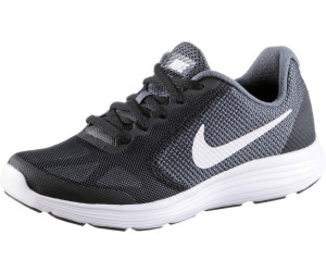 Nike Revolution 3 GS, Chaussures de Gymnastique Fille, Gris (Cool Grey/Matte Silver/Dark Grey), 38 EU
