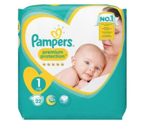 09f898979e Pampers Premium Protection New Baby Gr.1 (2-5Kg) ab 4,76 € (Juli ...