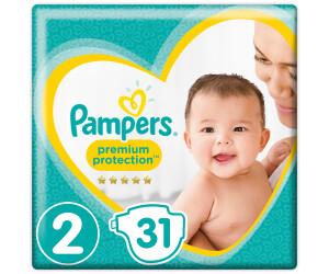 2–5kg 96Windeln Pampers Premium Protection New Baby Größe1