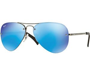 Rayban Metal Blau Für Herren, Damen Größe Unica - 3449