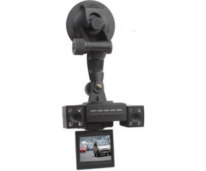 Yonis Double caméra sport embarquée 32 Go