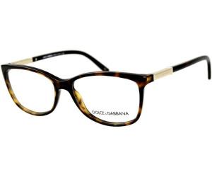 DOLCE & GABBANA Dolce & Gabbana Damen Brille »LOGO PLAQUE DG3107«, braun, 502 - braun