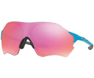Oakley Sonnenbrille EVZero Range Prizm Trail Matte Sky Blue Brillenfassung - Sportbrillen 17RUcW,