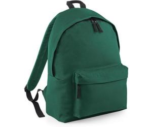 Bagbase Junior Fashion Backpack bottle green