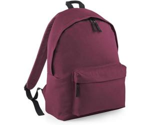 Bagbase Junior Fashion Backpack burgundy