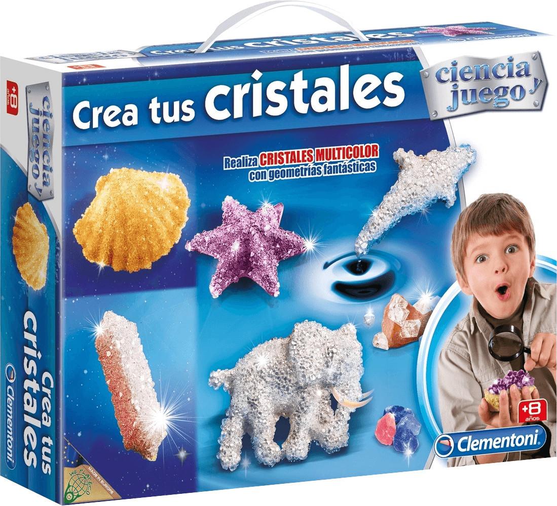 Clementoni Crea tus cristales
