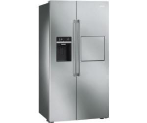 Smeg Kühlschrank Mini : Smeg sbs pedh ab u ac preisvergleich bei idealo