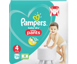 47 Windeln 4 9-15 kg Premium Protection Pampers Pants Gr