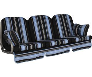 angerer deluxe schaukelauflage f r 3 sitzer 180 x 50 cm ab 81 65 preisvergleich bei. Black Bedroom Furniture Sets. Home Design Ideas