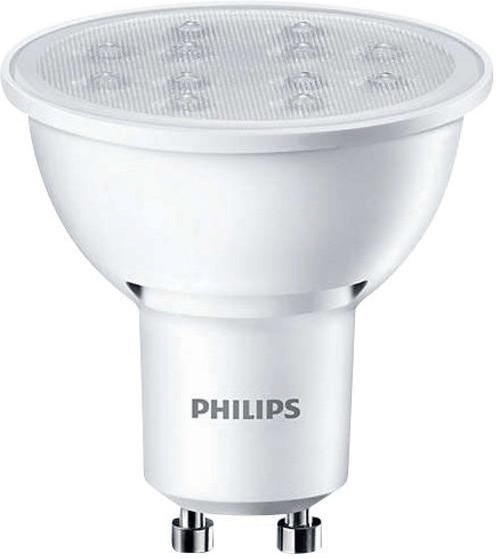 Philips LED-Reflektor 5W GU10 warmweiß nicht di...