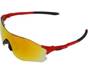 Oakley EVZero Path Sonnenbrille Infrared/Fire Iridium YIrKxPd