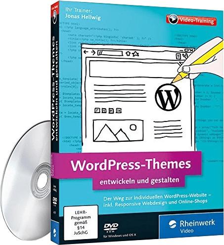 Rheinwerk Verlag WordPress Themes entwickeln un...