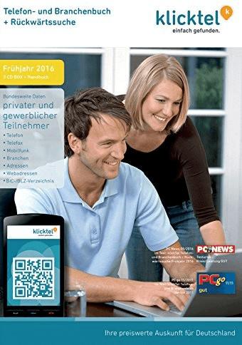 KlickTel Telefon- und Branchenbuch