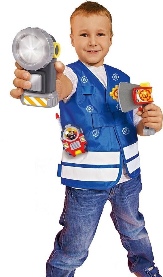 Simba Feuerwehrmann Sam Einsatzset