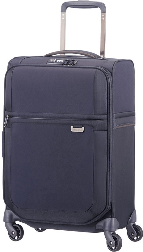 Samsonite Uplite Spinner 55 cm Expandable blue (74758)