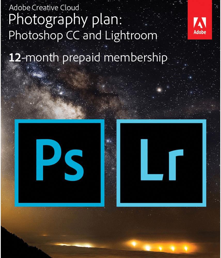 Adobe Creative Cloud Fotografie (1 Jahr) (ESD)