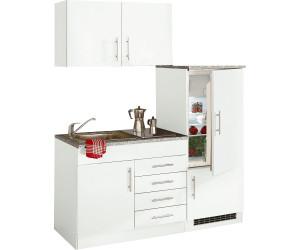 Miniküche Mit Kühlschrank Preisvergleich : Singleküche mit ohne elektrogeräte günstig kaufen