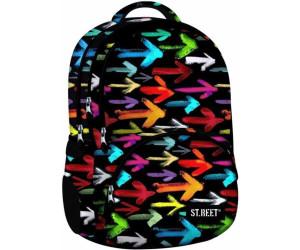 St. Majewski School Backpack Arrows St. Reet