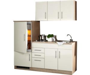 Miniküche Mit Kühlschrank 180 Cm : Held möbel singleküche ab u ac preisvergleich bei idealo