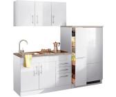 Miniküche Mit Kühlschrank Und Ceranfeld : Kompaktküche mit glaskeramik kochfeld preisvergleich günstig bei