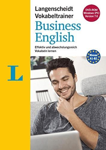 Langenscheidt Vokabeltrainer 7.0 - Business Eng...