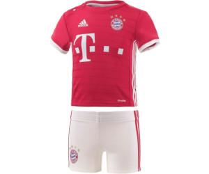 0206a798c44868 Adidas FC Bayern München Home Baby-Kit 2016 2017 ab 49