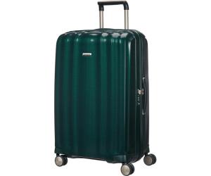 Valise rigide Samsonite Lite Cube 76 cm Curv Dark Green vert PiYEsSJcLi