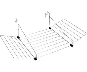 Metaltex Wäschetrockner für Balkon (406902) ab 25,99 ...