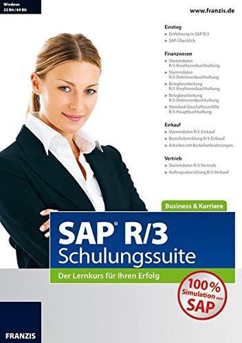 Franzis SAP R/3 Schulungssuite