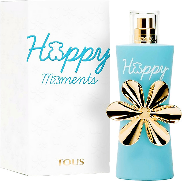 Tous Happy Moments Eau de Toilette (90ml)