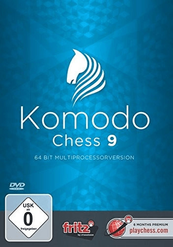 Komodo Chess 9 (PC)
