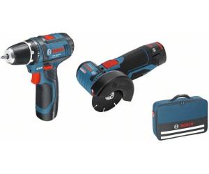 Bosch Gws 10 8 76 V Ec Gsr 10 8 2 Li Ab 208 90 Preisvergleich